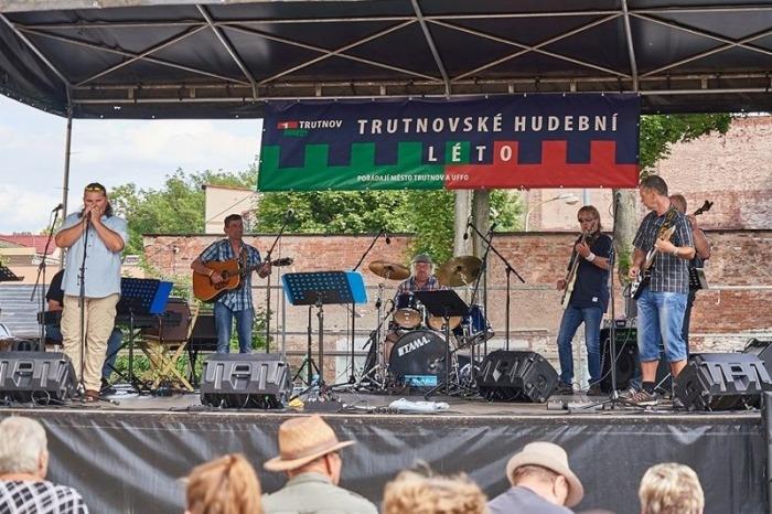 01.07.2020 - Michal Tučný Revival - Koncert / Trutnov