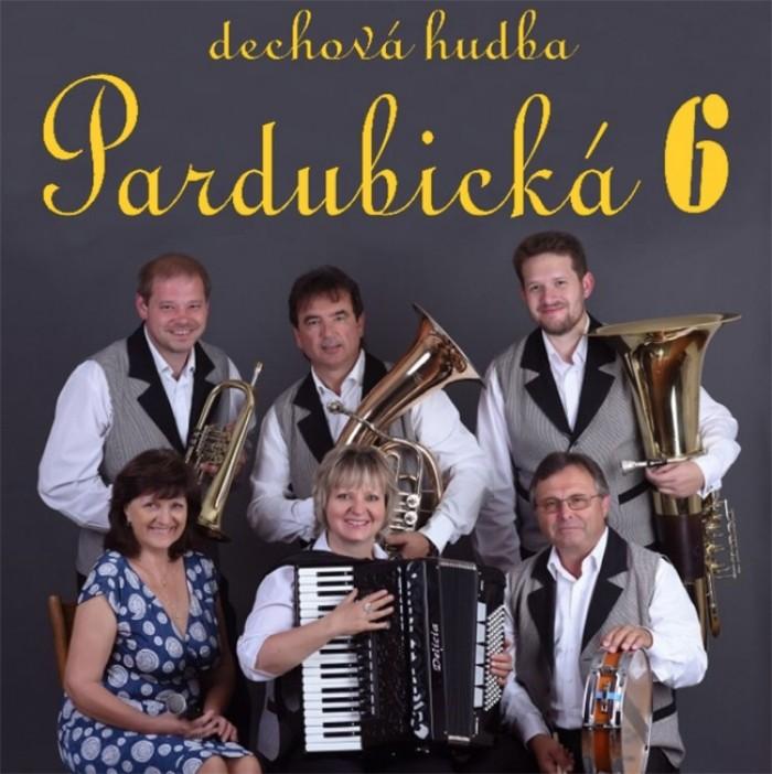 16.07.2020 - Koncert na schodech: Pardubická 6 / Chvaletice