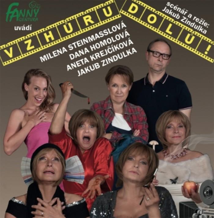 21.09.2020 - Vzhůru dolů - Divadlo / Chvaletice