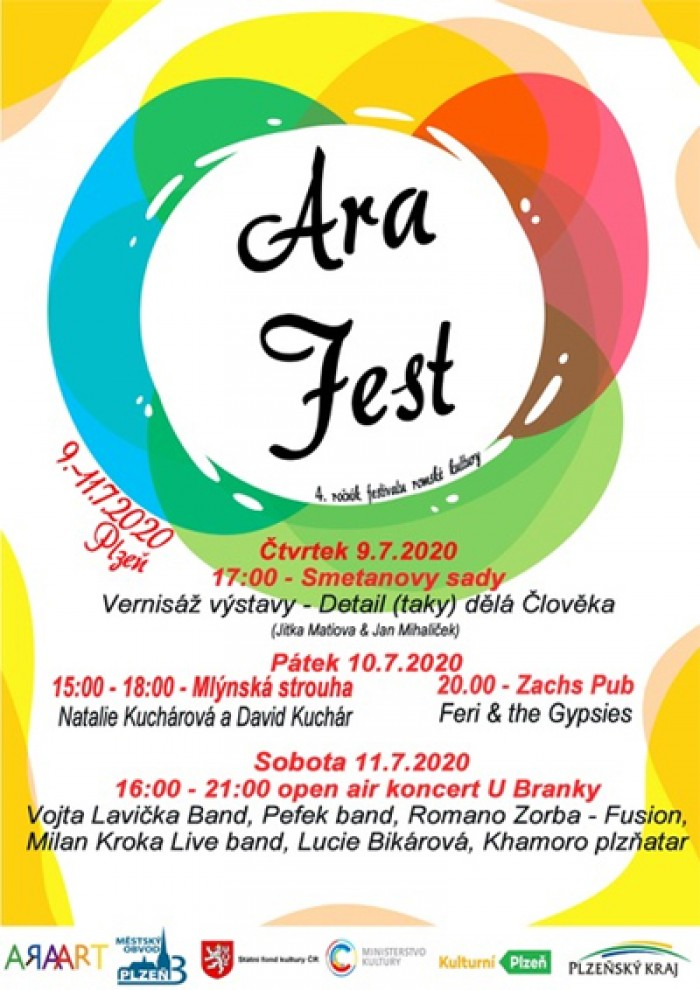 09.07.2020 - ARA FEST 2020 - Plzeň