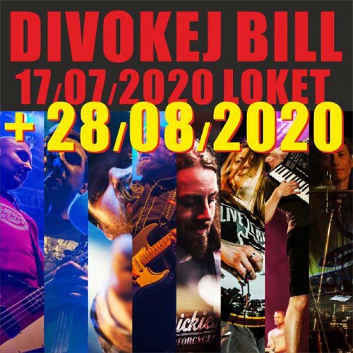 Divokej Bill (hosté: Mr. Loco, Amélie) / Loket
