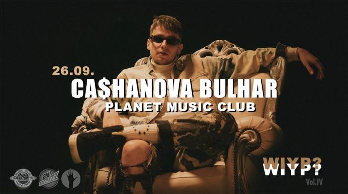 Ca$hanova Bulhar/ WIYP? Vol.IV - Kutná Hora