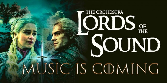 Lords Of The Sound - Music is coming / Liberec