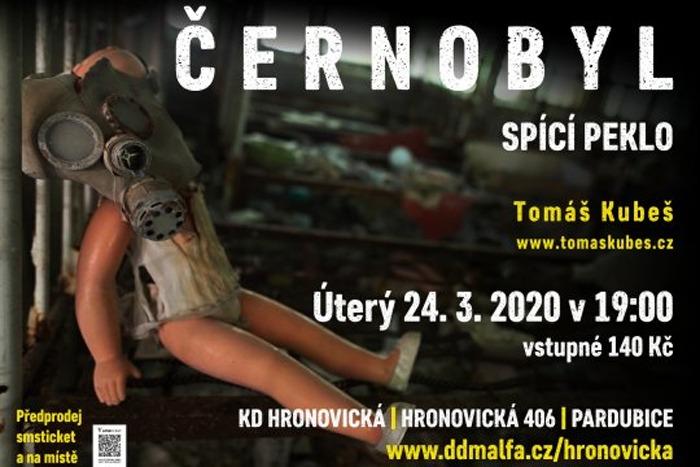 Černobyl: Spící peklo / Pardubice