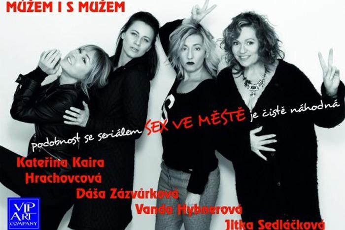 Můžem i s mužem - Divadlo / Pardubice