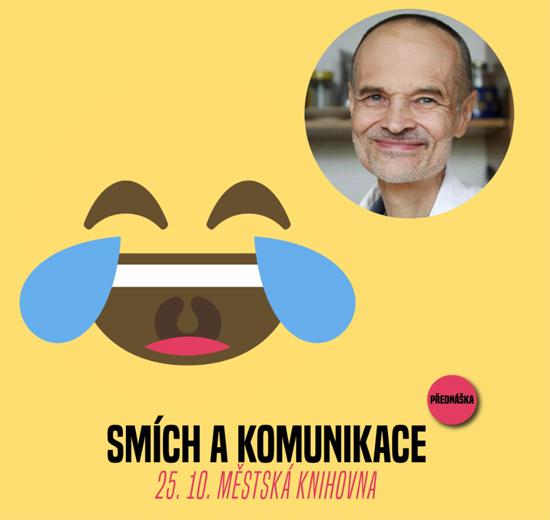 Smích a komunikace - Přednáška / Praha