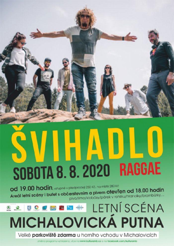 08.08.2020 - ŠVIHADLO - Koncert / Mladá Boleslav