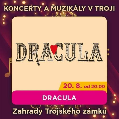 20.08.2020 - DRACULA - Muzikál / Praha