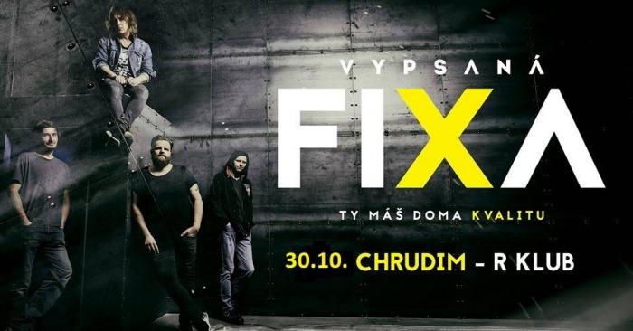 Vypsaná Fixa - Koncert / Chrudim
