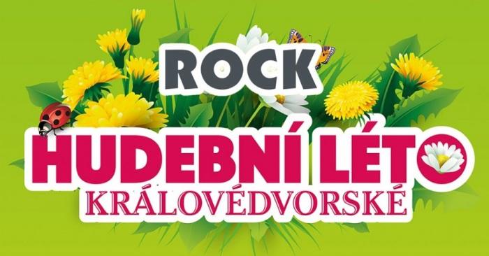 05.08.2020 - Královédvorské hudební léto 2020 - Rock