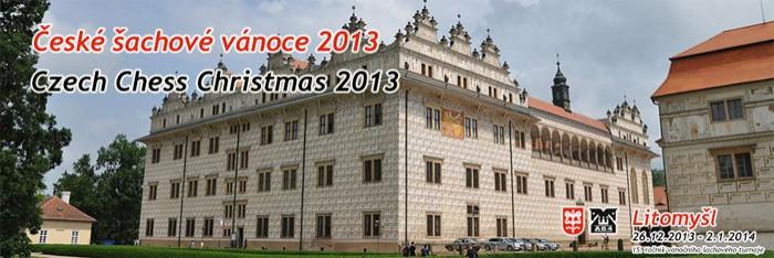 26.12.2013 - České šachové vánoce 2013