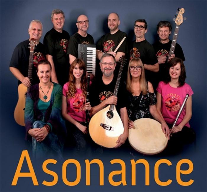 22.09.2020 - ASONANCE - Koncert / Beroun