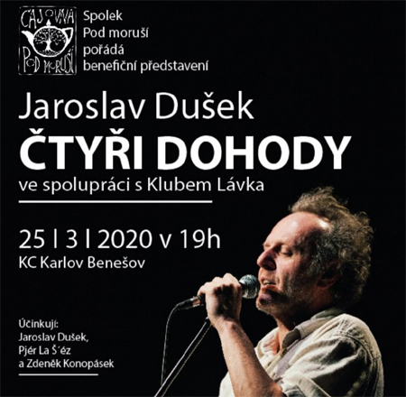 17.09.2020 - 4 dohody - Divadlo / Benešov