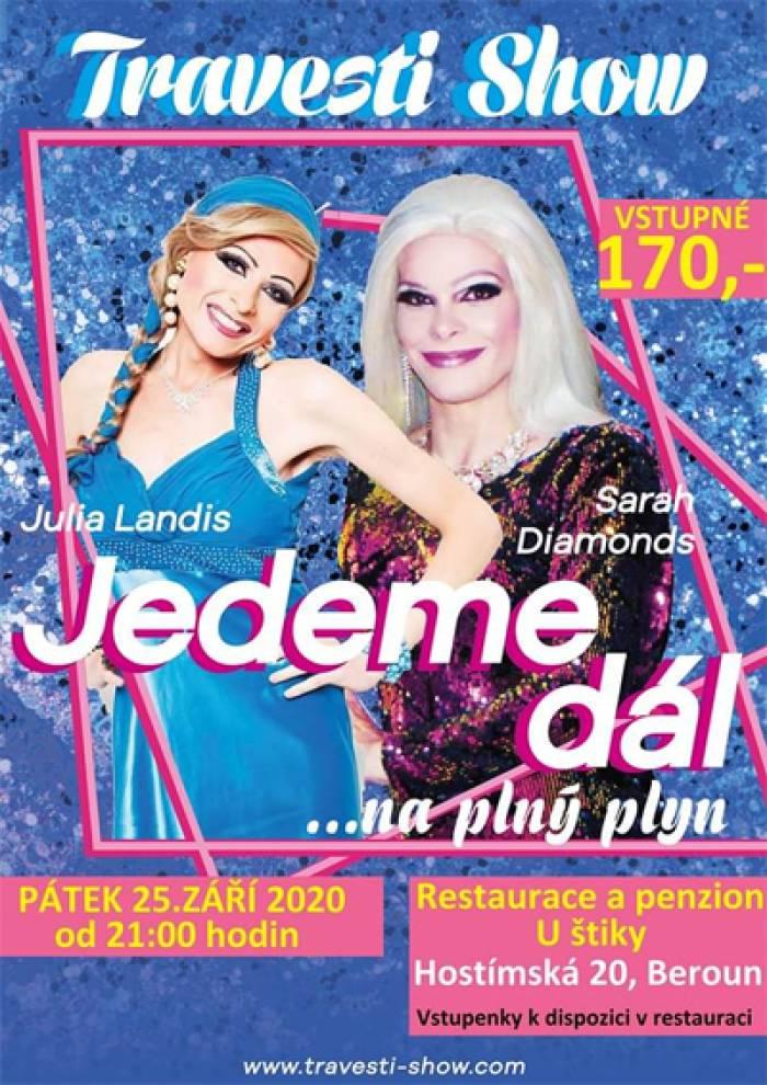 25.09.2020 - Travesti Show - Beroun
