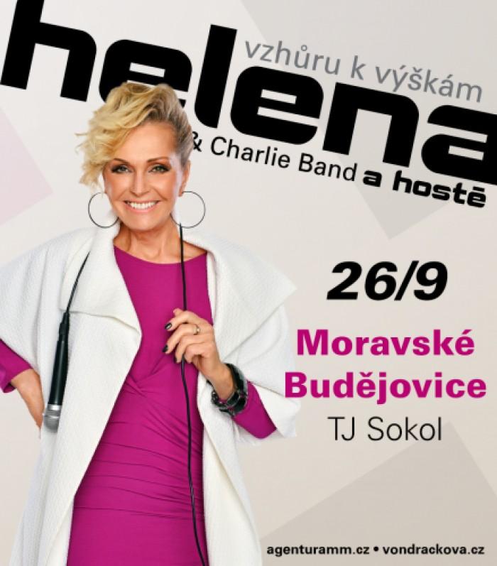 26.09.2020 - Helena Vondráčková - Vzhůru k výškám / Moravské Budějovice
