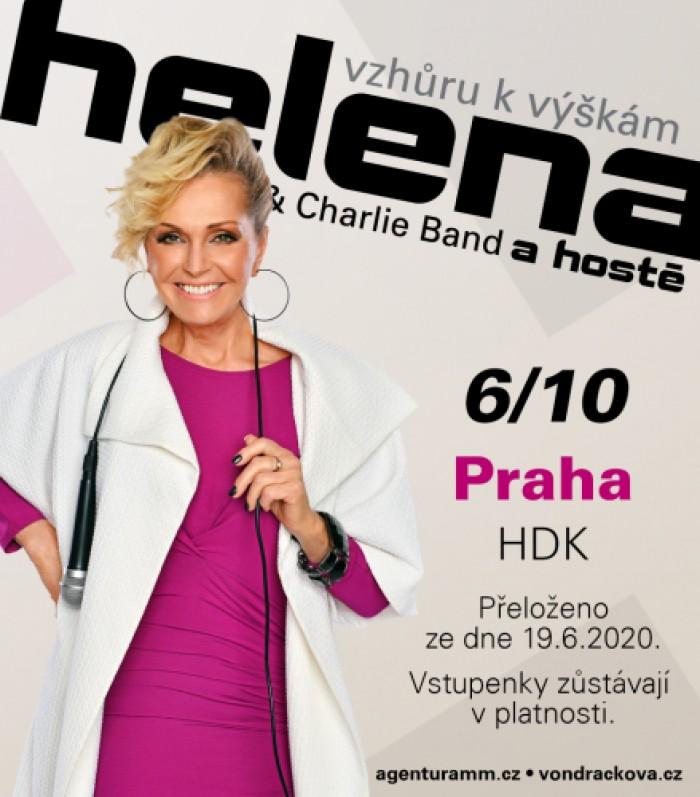 Helena Vondráčková - Vzhůru k výškám / Praha