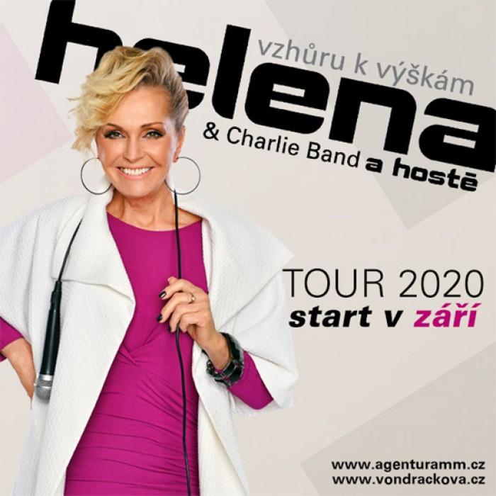 31.10.2020 - Helena Vondráčková - Vzhůru k výškám / Chrudim
