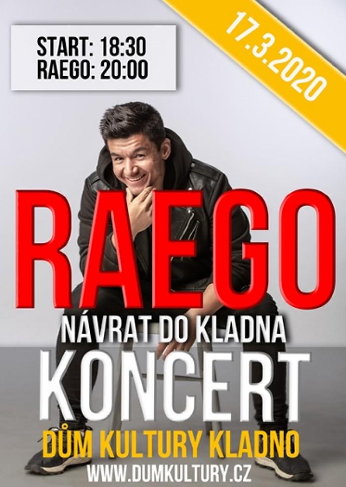 24.09.2020 - RAEGO - Koncert / Kladno