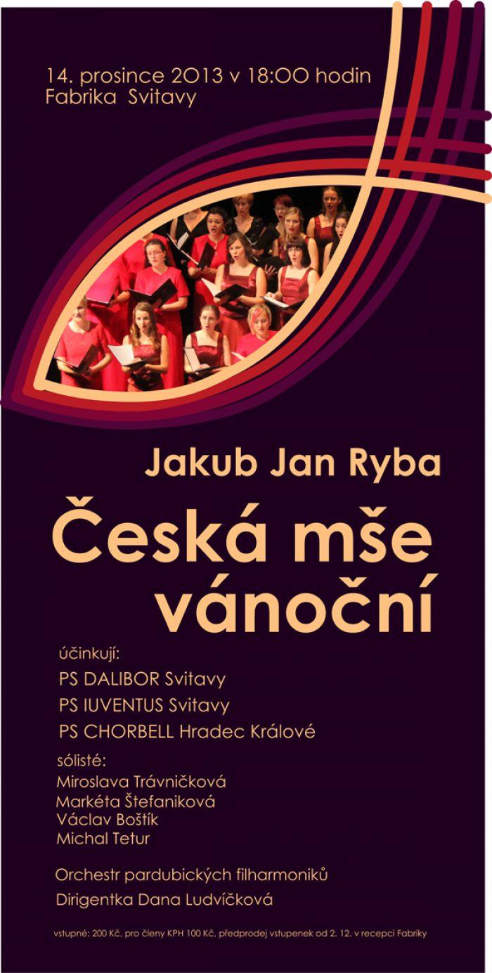 14.12.2013 - Jakub Jan Ryba: Česká mše vánoční