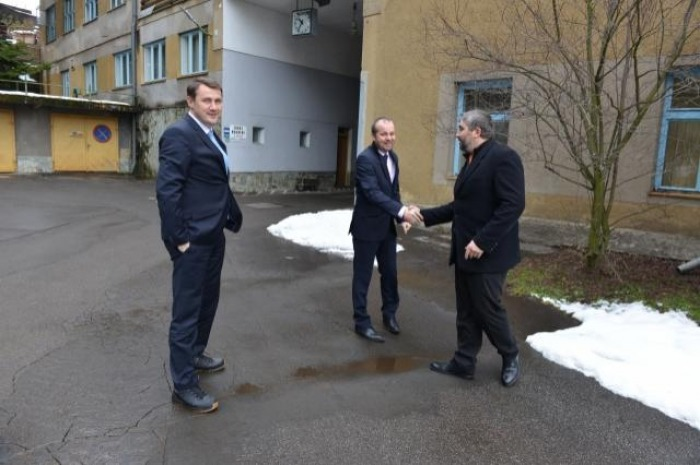 Hejtman Libereckého kraje navštívil Rokytnici nad Jizerou