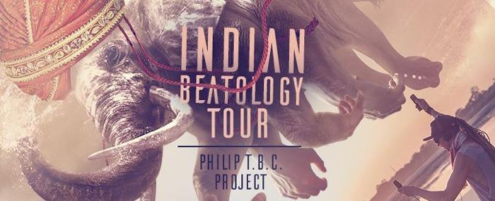 Philip T.B.C. vyráží na tour s experimentální deskou Indian Beatology