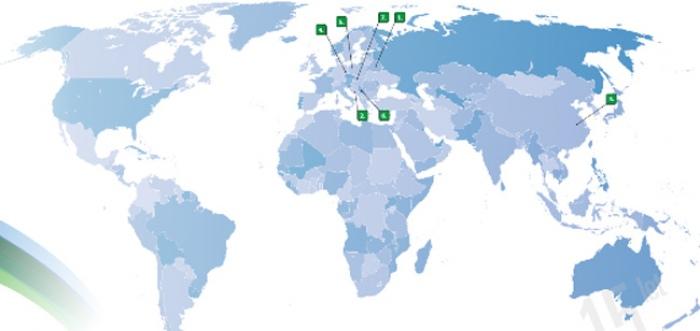 Ústecký kraj úspěšně rozvíjí mezinárodní spolupráci