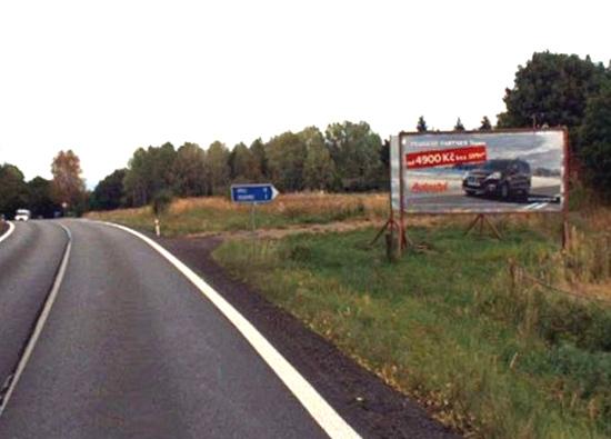 Nelegální billboardy u silnic I. tříd bude odstraňovat Údržba silnic