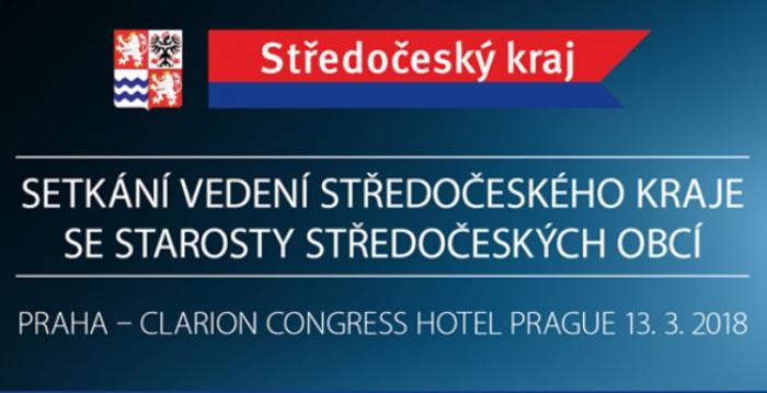 Vedení kraje zve starosty na třetí společné setkání v Praze