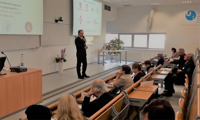 Na mezinárodní konferenci se zdravotníci zabývali multidisciplinaritou
