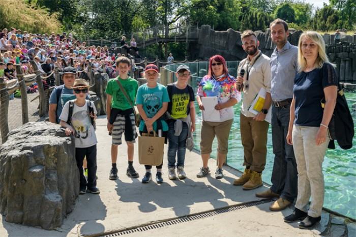 V Zoo byly oceněny školy, které nejpilněji recyklovaly elektro