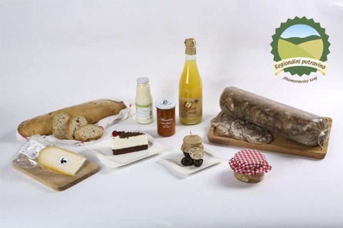 Soutěž Regionální potravina v Jihomoravském kraji