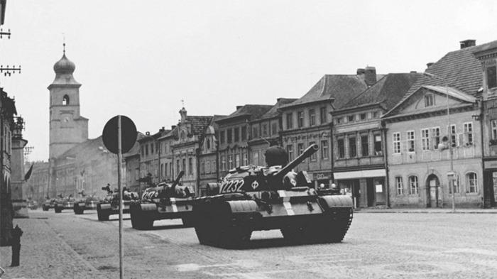 Kulturní instituce kraje připomenou události ze srpna 1968