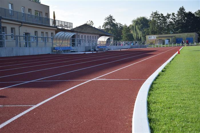 Havlíčkův Brod má nové sportovní zázemí Na Losích