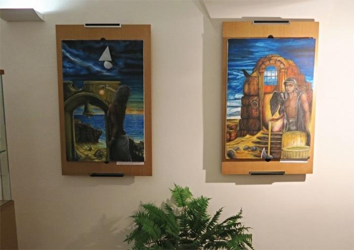 Umění i řemesla jsou pro mnohé odsouzené důležitou terapií