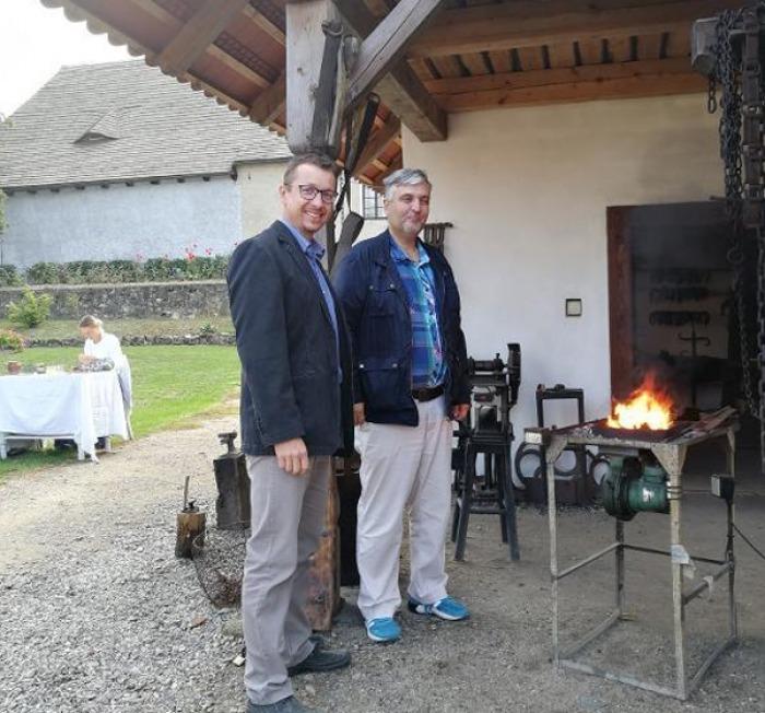 V Přerově nad Labem se slavily dožínky