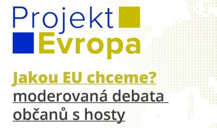 Jsme v Evropské unii. Jakou ji chceme? Otevřenou debatu občanů a politiků zažije kladenská knihovna