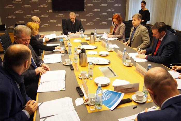 Podpis Regionální sektorové dohody pro Plzeňský kraj