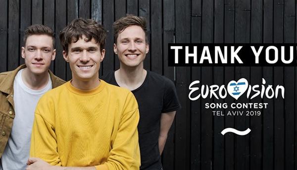 Lake Malawi vybojovali na Eurovizi 2019 jedenácté místo, zvítězil Duncan Laurence z Nizozemí