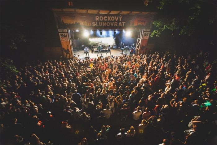 Rockový Slunovrat už tento víkend v Řevnicích
