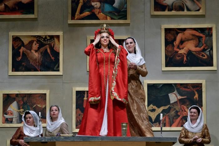 Velká francouzská opera Robert ďábel poprvé v Ostravě