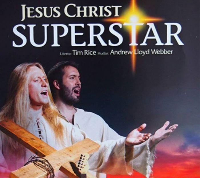 Čtvrtstoletí muzikálu Jesus Christ Superstar u nás
