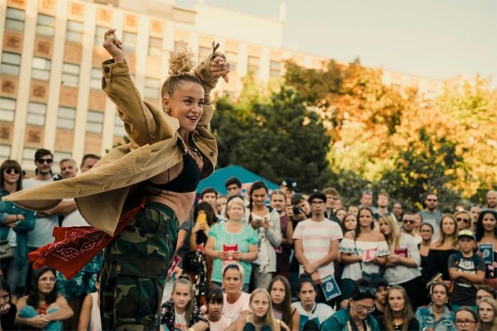 Taneční battle Red Bull Dance Your Style poprvé v Praze
