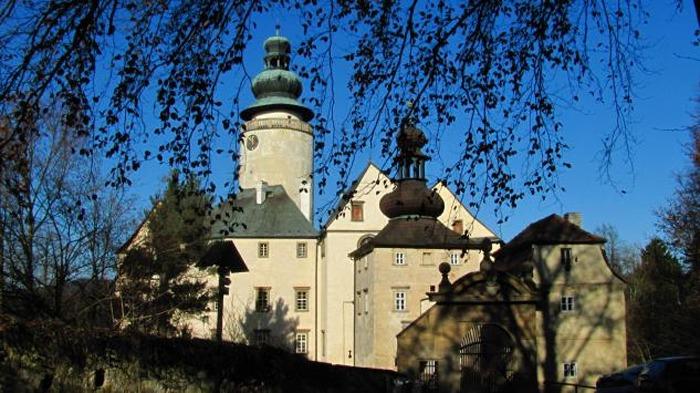 Liberecké hrady a zámky lákají na adventní program