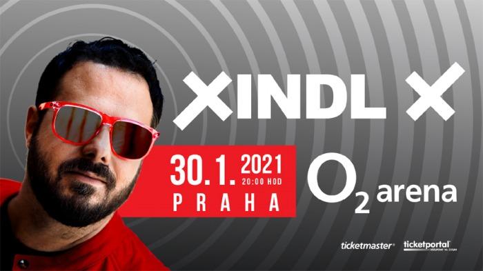 Xindl X po vyprodaném Foru Karlín míří do O2 areny  a představuje vánoční videoklip