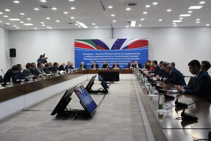 V ruské Kazani se uskutečnilo 12. zasedání česko-ruské pracovní skupiny na podporu průmyslu a lokalizace