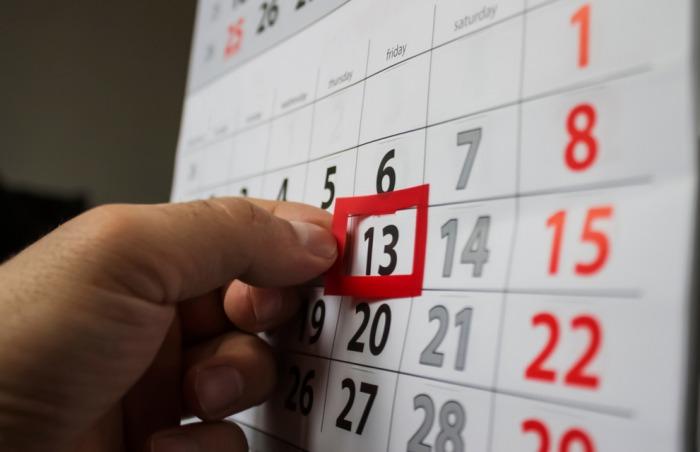 Pátek třináctého je svátkem pro sázkaře