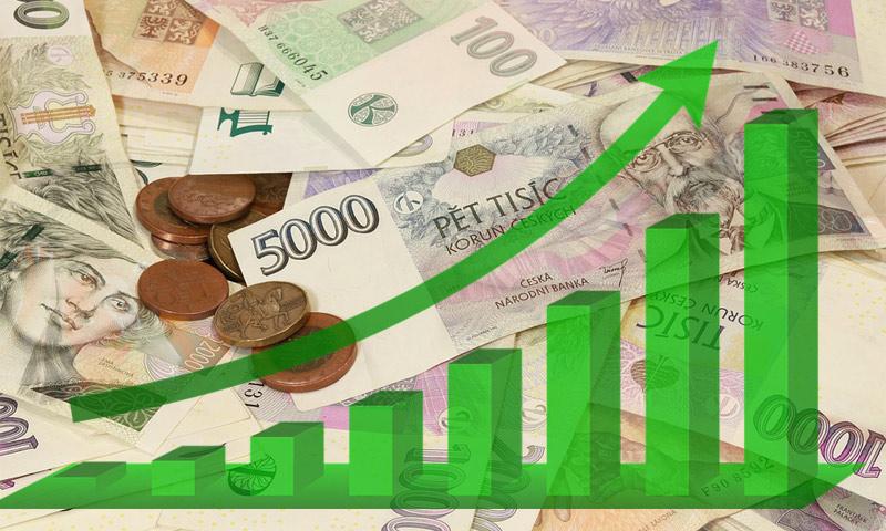 Od ledna 2020 dojde k růstu důchodů, minimální mzdy a spolu s ní všech úrovní zaručené mzdy