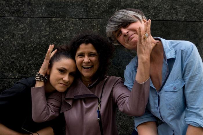 Hvězdné trio zpěvaček Lenka Dusilová, Iva Bittová a Monika Načeva se spolu naposledy sejdou na jednom pódiu