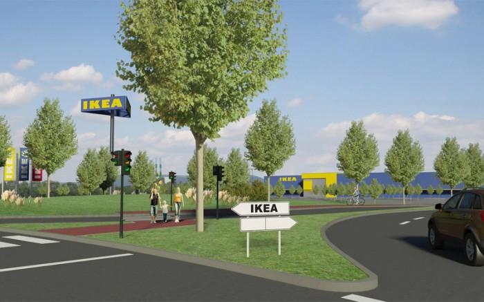 IKEA otevře výdejní místa v sedmi krajských městech