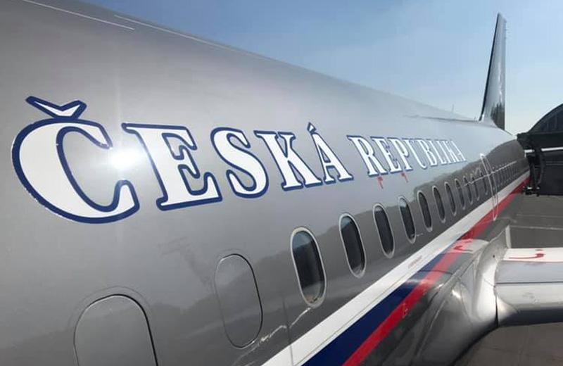 Čechy  z Wu-chanu po příletu do Prahy vyzvedne Záchranná služba